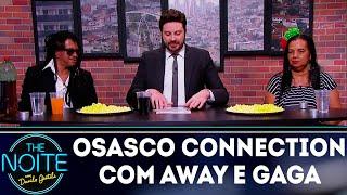 Download Osasco Connection 2018: Away, Gaga de Ilhéus e Z-Maguinho - Ep. 1 | The Noite (30/05/18) Video