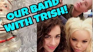 Download OUR BAND W/ TRISHA PAYTAS Video
