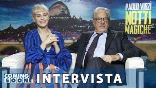 Download Notti Magiche: Giancarlo Giannini e Marina Rocco - Intervista Esclusiva | HD Video