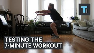 Download I Tried The 7-Minute Workout For A Month — Here's What Happened Video
