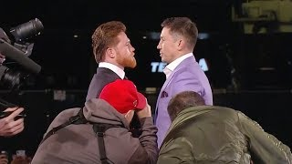 Download ″I want to knock him out.″ - Canelo vs GGG 2 Video