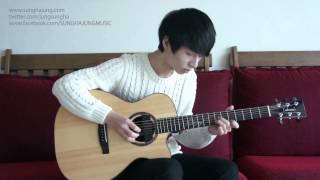 Download (Frozen OST) Let It Go - Sungha Jung Video