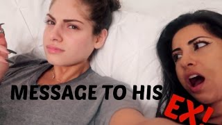 Download MESSAGE TO HIS EX Video