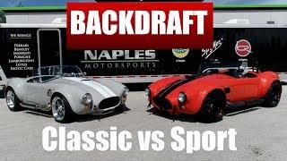Download BACKDRAFT Classic vs Sport 2018 Video