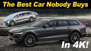 Download 2018 Volvo V90 / V90 Cross Country Review and Road Test In 4K UHD Video
