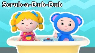 Download Scrub-a-Dub-Dub and More | Mother Goose Club Nursery Rhymes Video