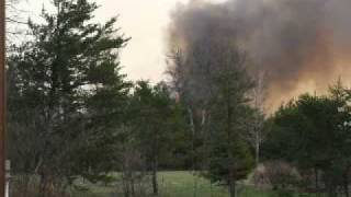 Download Grayling, MI 2008 Wildfire Video