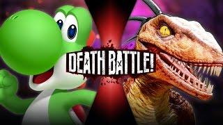 Download DEATH BATTLE! - Yoshi VS Riptor (Nintendo VS Killer Instinct) | DEATH BATTLE! Video
