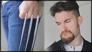 Download Wolverine Claws Problems (X-Men) Video