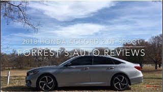 Download It's good, VERY GOOD!-2018 Honda Accord Sport Review (2.0T & 10-speed Auto) Video