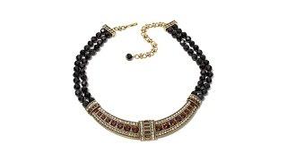 Download Heidi Daus ″Everyday Elegance″ Collar Drop Necklace Video