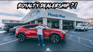 Download Royalty Exotic Cars Dealership ?! & Why Ferrari Lost Out on $1M Video