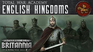 Download A Total War Saga: Thrones of Britannia - The English Kingdoms Video