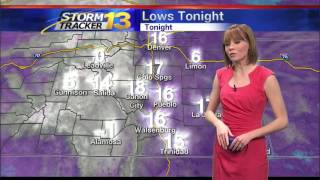 Download Abby's Thursday Afternoon Forecast Video