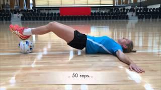 Download Netball Strengthening Exercises Video
