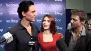Download Funny Moments with Tom Hiddleston Video