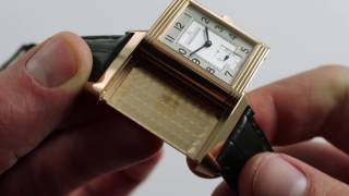 Download Jaeger-LeCoultre Reverso Grande Taille Luxury Watch Review Video