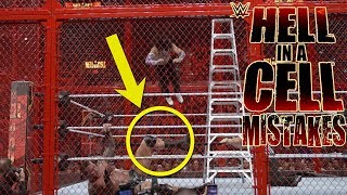 Download 7 WWE Hell In A Cell 2018 Mistakes & Fails You Might Have Missed! Video