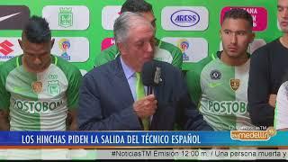 Download Juan Manuel Lillo no pudo llevar a Atlético Nacional a la final [Noticias] - Telemedellín Video