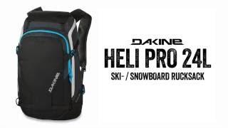 Download Der Dakine Heli Pro 24L Pack - Topseller Rucksack für Ski, Snowboard & Alpin Video