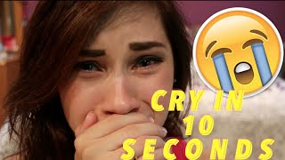 Download HOW TO CRY IN 10 SECONDS / ACTING TIP | JENNA LARSON Video