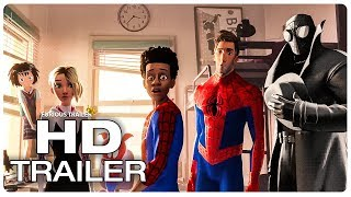 Download SPIDER-MAN: INTO THE SPIDER-VERSE Official Trailer #3 (NEW 2018) Animated Superhero Movie HD Video
