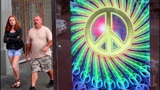 Download Berkeley, California: Walking Down Telegraph Ave at UC Berkeley Video