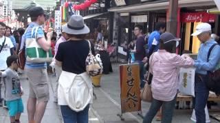 Download 2015年4月28日 善光寺御開帳 仲見世 Video