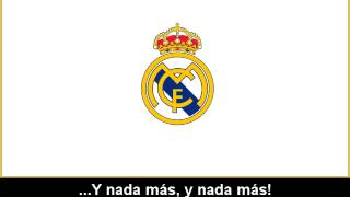 Download Hala Madrid Y Nada Más - Música do Real Madrid (letra e tradução em PT-BR) Video