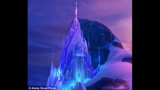 Download Ice Cave In China That NEVER MELTS (even when outside temperatures reach 17C) Video