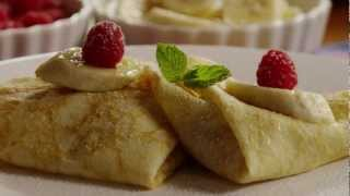 Download How to Make French Crepes Video