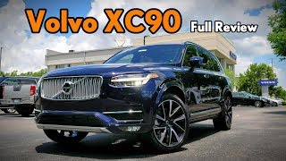 Download 2019 Volvo XC90: FULL REVIEW | Volvo's Flagship is Better Than Ever! Video