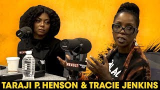 Download Taraji P. Henson & Tracie Jenkins Talk Mental Health, Anxiety and Their Nonprofit Organization Video
