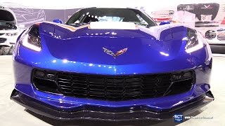 Download 2017 Chevrolet Corvette Grand Sport - Exterior and Interior Walkaround - 2016 LA Auto Show Video
