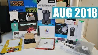 Download Coolest Tech of the Month Aug 2018 - EP#15 - Latest Gadgets You Must See Video