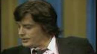 Download Dick Cavett Show - Alain Delon interview (part 4 of 4) Video