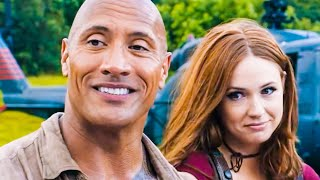 Download JUMANJI 2 Funny Outtakes + Bloopers (2017) Welcome To The Jungle Video