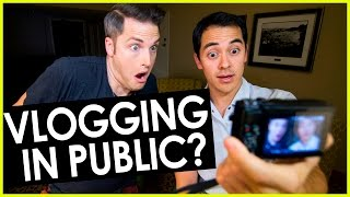 Download How To Vlog In Public — 5 Tips for Vlogging in Public Video