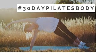 Download 30 Day Pilates Body Challenge Video