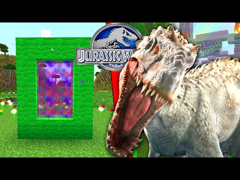 Stream Como Hacer Un Portal A La Dimension De Jurassic World