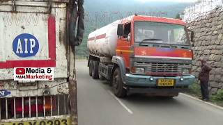 Download TATA LPT 3118 STRUGGLING IN TRAFFIC TATA EICHER TEMPO STRUCK IN TRAFFIC 2 Video