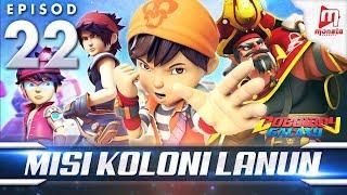 Download BoBoiBoy Galaxy EP22 | Misi Koloni Lanun - (ENG Subtitle) Video
