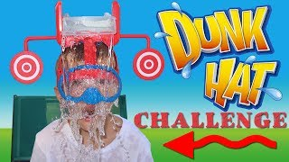 Download DUNK HAT CHALLENGE! - Family Game Night Video
