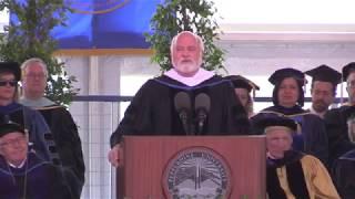 Download 2018 Pepperdine University Commencement Speech, Father Greg Boyle Video