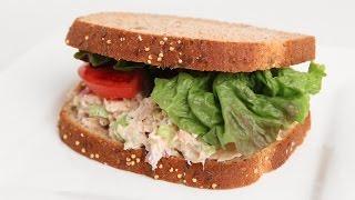 Download Homemade Tuna Salad Sandwich Recipe - Laura Vitale - Laura in the Kitchen Episode 909 Video