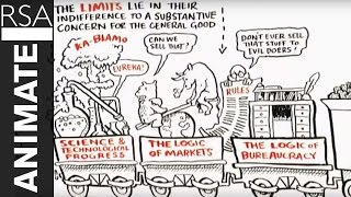 Download RSA ANIMATE: 21st Century Enlightenment Video
