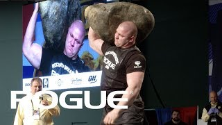 Download 2018 Arnold Strongman Classic | Stone Shoulder - Full Live Stream Event 2 Video