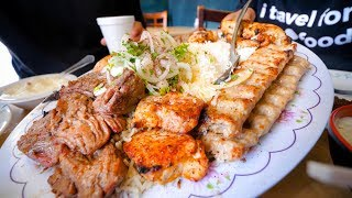 Download Best Restaurants in Los Angeles - BIG KABOB PLATTER + Must-Eat Food Tour in LA! Video
