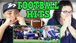 Download Biggest Football Hits Ever REACTION Video