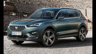 Download 2019 SEAT Tarraco / New Perfect 7-seater SUV Video
